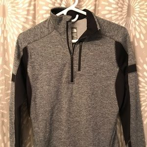 The North Face women's quarter zip pullover